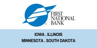 Minnesota, Illinois, Iowa, South Dakota